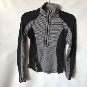 Lululemon long sleeve warm top size 4